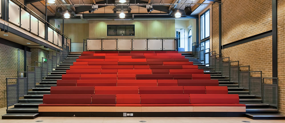 Best Interior Design Schools >> Audience Systems Intro - Retractable and Auditorium Seating | asap.ie