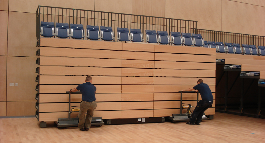 Retractable And Telescopic Seating Ireland Asap Ie